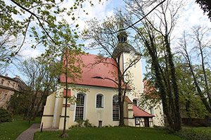 Dorfkirche Burkartshain